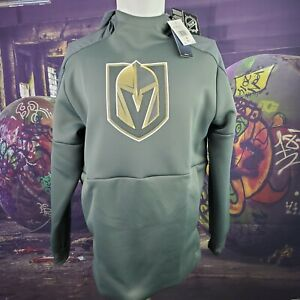 Vegas Golden Knights Adidas Pullover Sweater Hoodie (Size Small) 🔥 C14