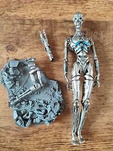 Terminator 3 rise of the machines t-x endoskeleton 2003 McFarlane figure toy