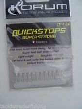 Carpa Korum Quickstops XL Super Clear-Qtà 24 per confezione.