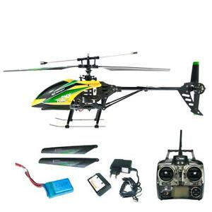 RC Helikopter V912 - 2,4 GHz, 4-Kanal Single Blade Gyro mit Kameravorbereitung