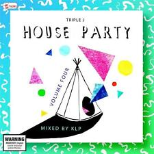 TRIPLE J HOUSE PARTY VOLUME 4 VARIOUS ARTISTS 2 CD NEW