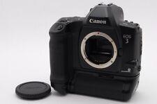 [MINT] CANON EOS-3 w/PB-E2 35mm SLR Film Camera Body From Japan #265