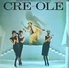 "KID Creole & The Coconuts-Best Of - 12"" LP-Slavati & cleaned-c414"