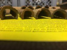 Sonderangebot: Höhle Versteck Röhre Rinde vom Seemandelbaum (1x Halbröhre 2-3cm)