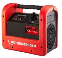 Recuperatore Rothemberger Gas Refrigerante Clima Portatile ROREC PRO DIGITAL R32