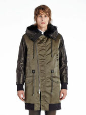 Diesel Nylon Hooded Coats & Jackets for Men