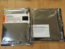 2 PACKAGES PINA ZANGARO POLYPROPYLENE SHEET PROTECTORS PORTRAIT & LANDSCAPE NEW