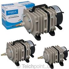 Hailea Luftkompressor ACO Serie, Koi Teich Belüfter Sauerstoffpumpe Aquarium