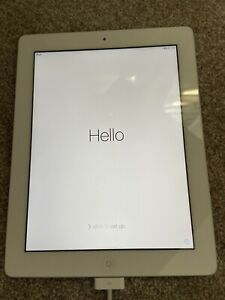 Apple iPad 2 Wi-Fi, 32GB White, A1395. Immaculate, Boxed & Accessories