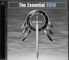 TOTO - The Essential VG COND 2xCD Steve Lukather/David Paich/Bobby Kimball/AOR