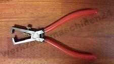 KNIPEX Abisolierzange 11 01 160mm Neu