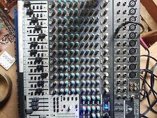 behringer xenyx 2442fx mixer