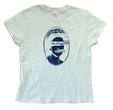 Sex Pistols God Save The Queen Girls Juniors Light Blue Shirt New Official Sale