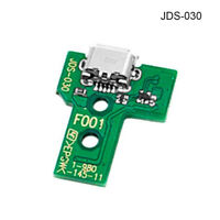 WO_ 14 Pin USB Charging Board Replacement Parts for Sony PS4 JDS-030 Controller