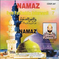 Syed fasihuddin soharwardi - namaaz - à. 7 - Neuf islamique CD