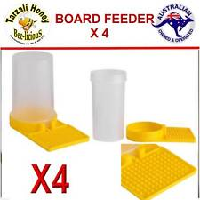 ENTRANCE FEEDER BEE FEEDER WATER OR SYRUP BUILD UP YOUR HIVE BEEKEEPER