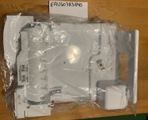 EAU60783840 LG Refrigerator Ice Maker and Auger Motor Assembly Authentic LG