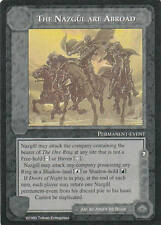 The Nazgul are Abroad - Middle Earth The Wizards Lim. Ed. Mint/N.Mint 1995 ME65