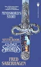 BUY 2 GET 1 FREE  Mindsword's Story 6 by Fred Saberhagen (1991, Paperback)