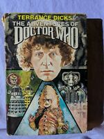 The Adventures Of Doctor Who by Terrance Dicks HC 1979 BCE Doubleday Books DJ