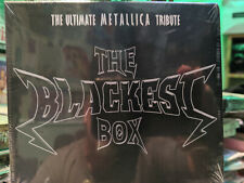 The Blackest Box  METALLICA Tribute[Slipcase]CD 2 Discs Industrial Punk Metal