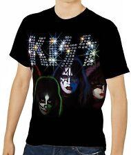 Kiss Mens T-Shirt Tee Size S M L XL 2XL 3XL New
