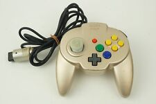 Hori Nintendo 64 Hori Pad Mini Gold Controller 2 N64 From Japan