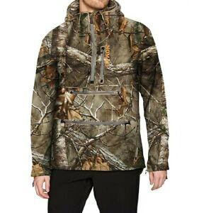 NWT NOMAD mens sz 3X Integrator 2.0 camo Windproof fleece hooded outdoor jacket