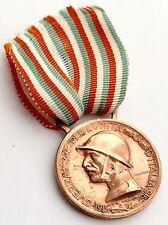 "Original WWI (1914-18) King Vittorio Emmanuele III ""Unity of Italy"" Medal"