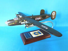MASTERCRAFT CONSOLIDATED B-24D LIBERATOR MODEL AIRPLANE 8TH AIR FORCE ~ MODEL
