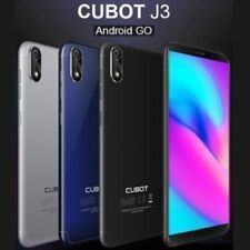 """5.0"""" Cubot J3 Handy 16GB Face ID Android Go QuadCore 3G Smartphone Ohne Vertrag"""