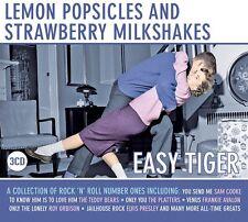 Lemon POPSICLES & Strawberry Milkshakes Bobby Darin Elvis Presley Sam Cooke 3cd