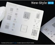 CPU STENCIL 3D PER IPHONE 7 7 PLUS A10 PER REBALLING RIGENERAZIONI REFLOW CHIP