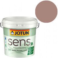 "Jotun ""20055 DUSTY ROSE"" SENS 3l - Skandinavische Farbe (vgl. Lady)"