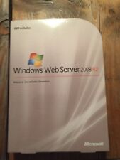Windows Web Server 2008 R2 , Deutsch DVD, Vollversion mit MwSt-Rechnung
