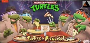 NECA Teenage Mutant Ninja Turtles – Turtles In Disguise 4-Pack  **EXCLUSIVE**