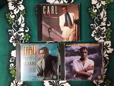 3 Carl Anderson CDs Pieces of a Heart Heavy Weather Sunlight Again Fantasy Hotel