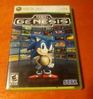 Sonic's Ultimate Genesis Collection Microsoft Xbox 360 SEGA