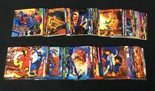 1995 Fleer Ultra Spider-Man Gold Signature Marvel Card Singles You Choose Cards