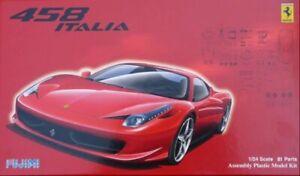 Fujimi Ferrari 458 NEW Model Kit