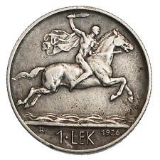 ALBANIA 1 Lek 1926 R