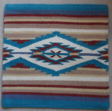 Wool Pillow Cover HIMayPC-68 Hand Woven Southwest Southwestern 18X18