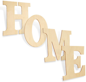 letras de madera decorativas grandes parar pared decorar decoracion casa 12''