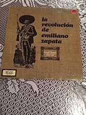 La Revolucion de Emiliano Zapata  Psych LP 1971 Pokora