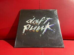 Daft Punk discovery 2LP (Vinyl, 2001, Virgin), Daft Club Membership Card