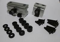 New Gehmann 839 Series Quick Adjustable High sight base / Riser block set