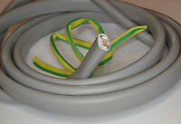 Cooker Cable With Earth Sleeve 1.5 Metres x 6mm Twin & Earth