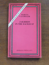 JAILBIRDS IN THE BACKSEAT Marcus Heller- Ophelia Press - adult erotic pulp 1st