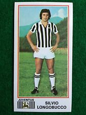 CALCIATORI 1974-75 74-1975 n 193 JUVENTUS LONGOBUCCO , Figurina Panini NEW