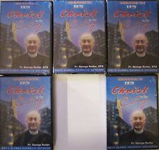 CHRIST IN THE CITY W/FR.GEORGE RUTLER COMPLETE 5-DVD SET SERIES: AN EWTN DVD SET